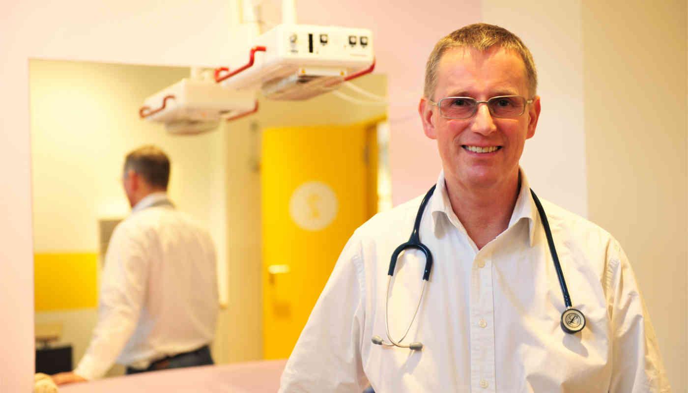 Externer Datenschutzbeauftragter Kinderarzt